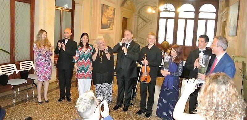 """Cantiere all'Opera: Un fantastico pomeriggio di musica incornicia il """"Premio Boito""""."""