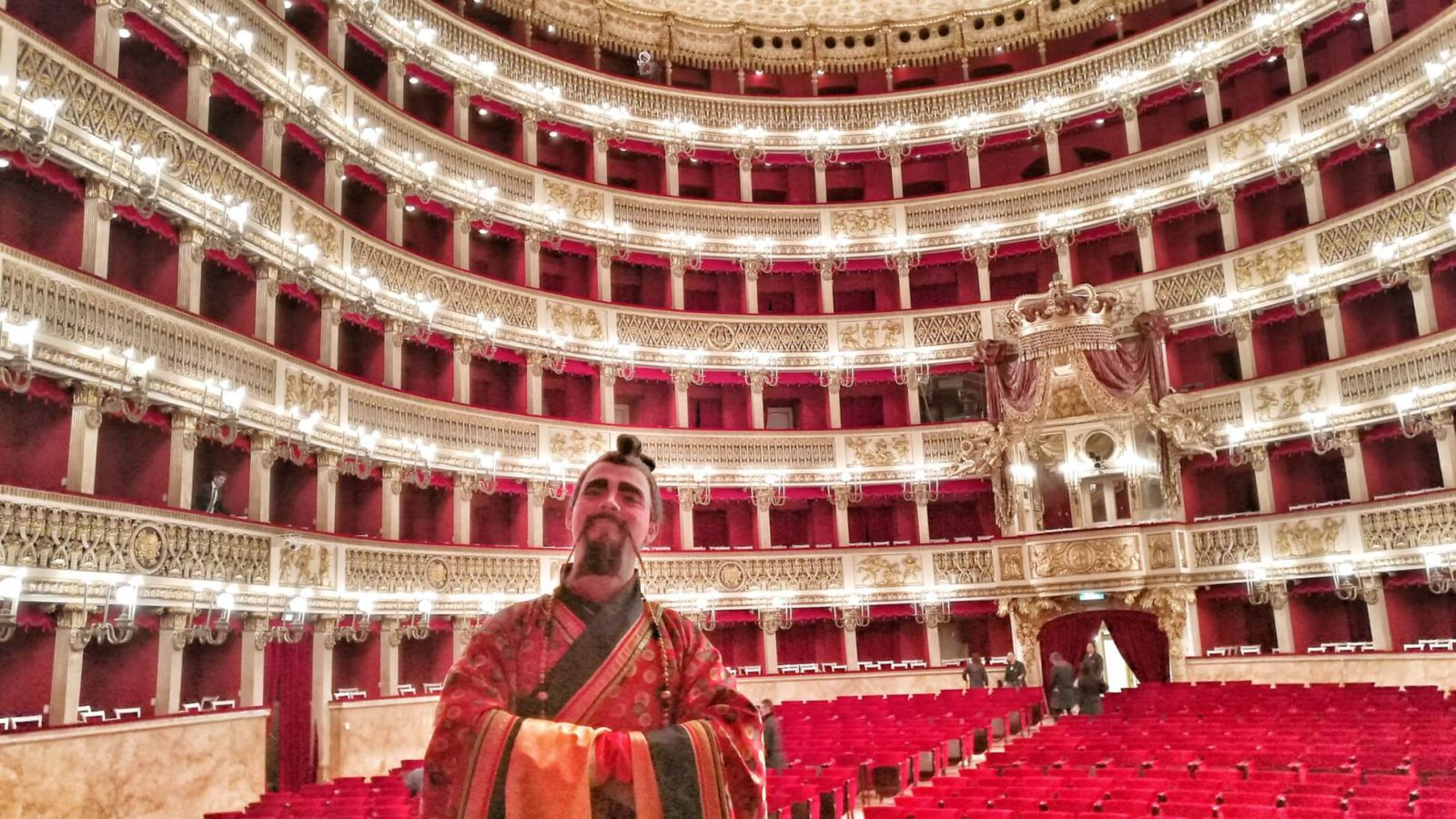 """""""Turandot"""" di G. Puccini al Teatro Vittorio Emanuele di Messina"""