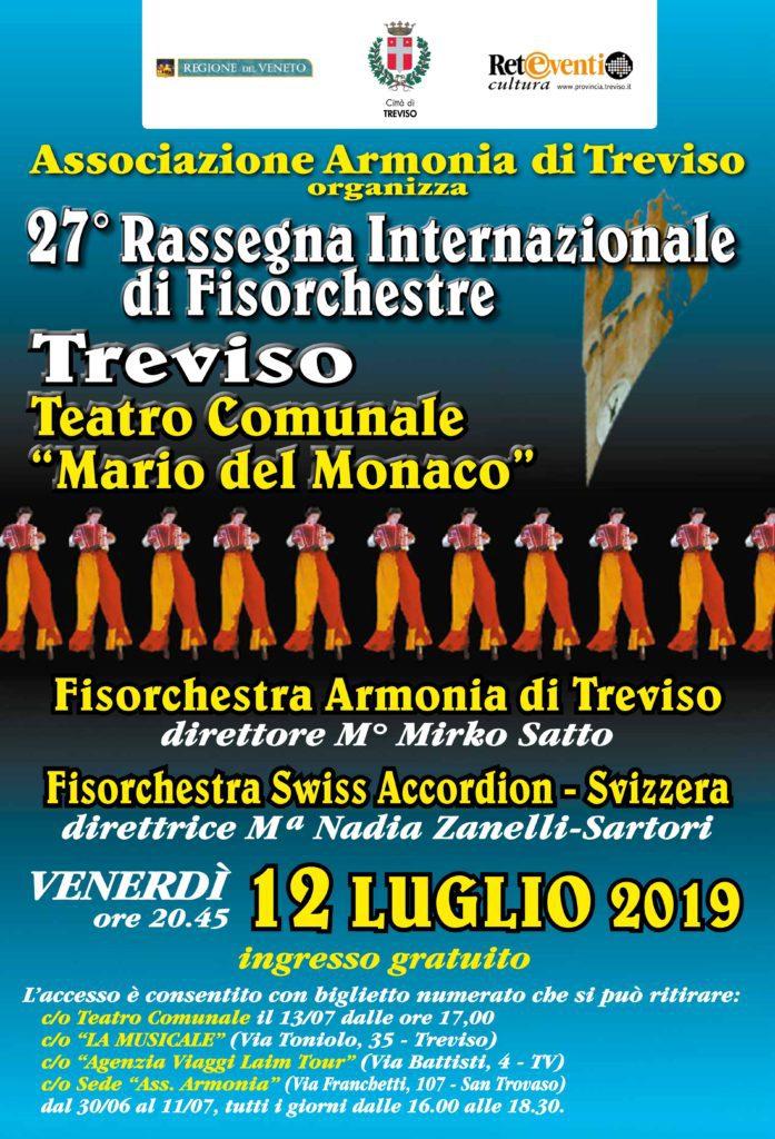 27° Rassegna Internazionale di Fisorchestre