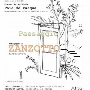 Omaggio ad Andrea Zanzotto CartaCarbone Festival 2021